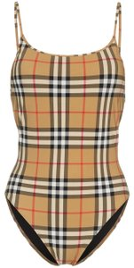 Burberry BURBERRY vintage check swimsuit