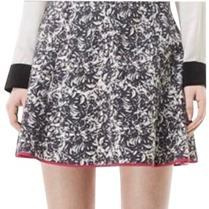 Club Monaco Mini Skirt Multicolored