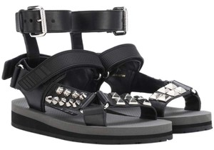 Prada Black Sandals - item med img