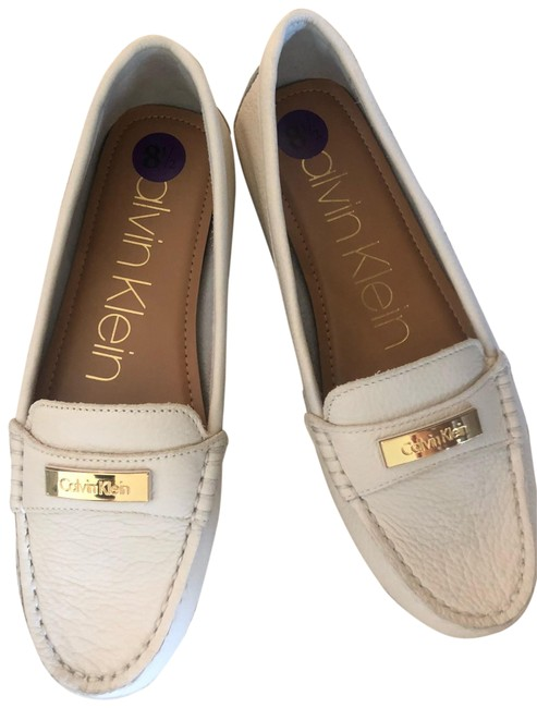 Item - Off White Loafers Flats Size US 8.5 Regular (M, B)