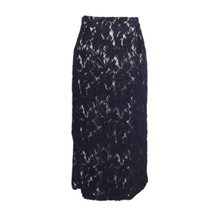 Creatures of the Wind Skirt Navy / Black / White