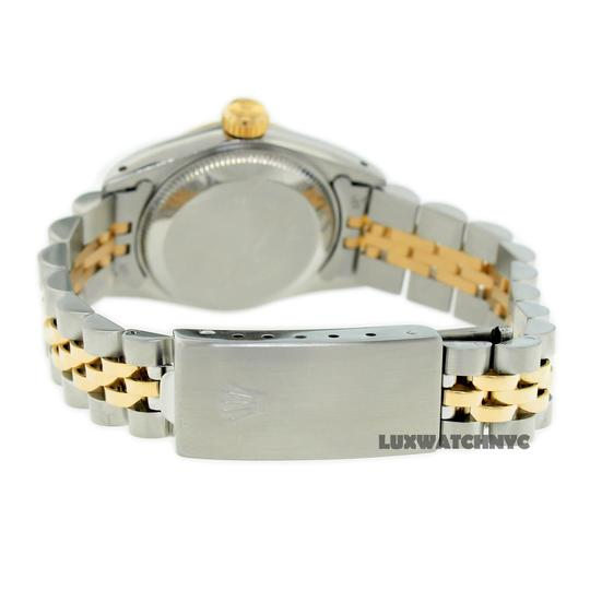 Rolex 26MM LADIES DATEJUST GOLD AND STAINLESS STEEL WITH APPRAISAL Image 3