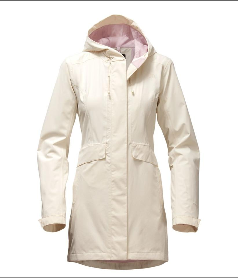 13e8e9f64 The North Face Off White Women's Cross Boroughs Triclimate Parka- Vintage  Sm Coat Size 6 (S)