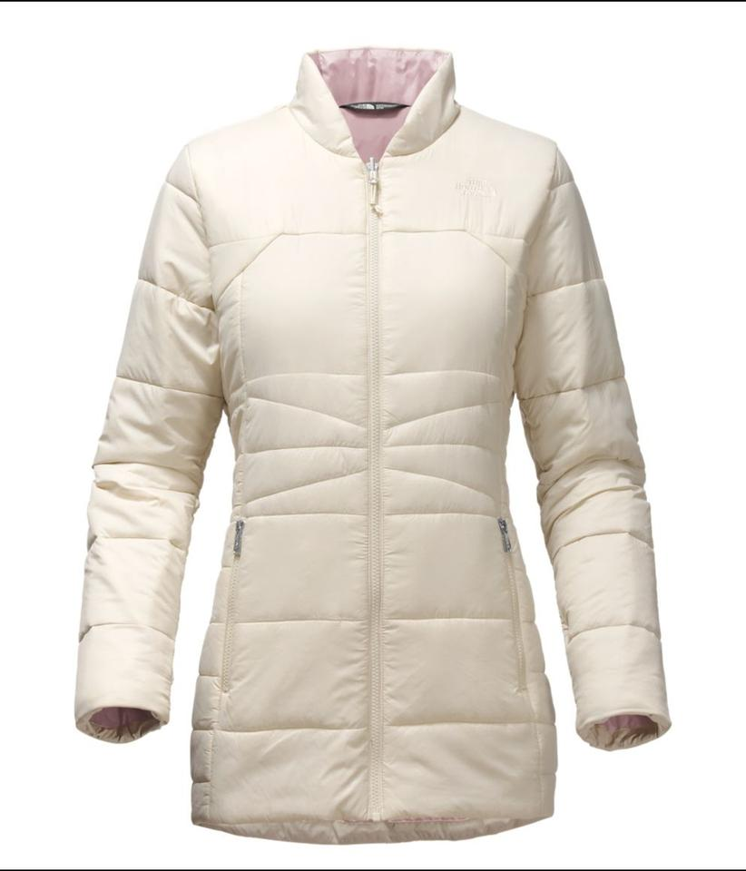 66e328d72 The North Face Off White Women's Cross Boroughs Triclimate Parka- Vintage  Sm Coat Size 6 (S)
