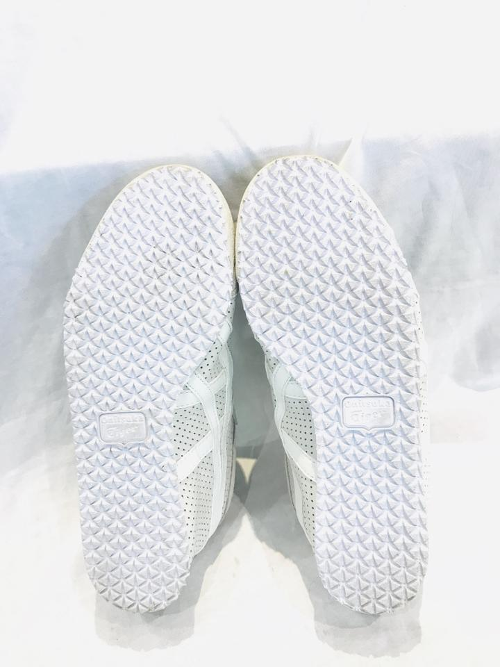the best attitude 9f6f8 62213 Onitsuka Tiger White By Asics Unisex Mexico 66 Slip-on Sneakers Size EU  41.5 (Approx. US 11.5) Regular (M, B)