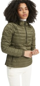 Everlane Renew Recycled Puffer Olive Jacket