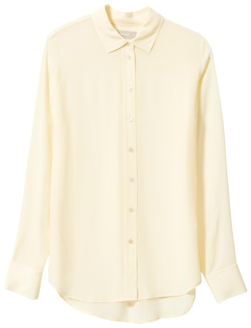 Preload https://img-static.tradesy.com/item/25731271/everlane-beige-the-clean-silk-relaxed-shirt-in-pale-yellow-button-down-top-size-2-xs-0-1-650-650.jpg