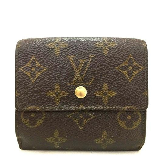 Preload https://img-static.tradesy.com/item/25731489/louis-vuitton-brown-portefeiulle-elise-trifold-wallet-1037l35-0-0-540-540.jpg