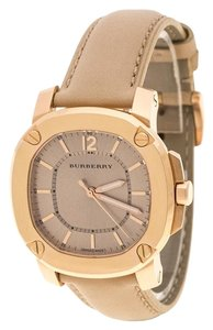 Burberry Beige Rose Gold Plated BBY1503 Women's Wristwatch 36 mm