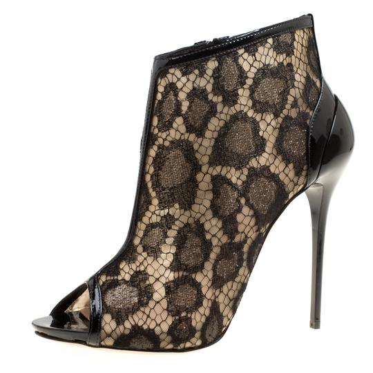 Preload https://img-static.tradesy.com/item/25733017/alexander-mcqueen-black-lace-and-patent-leather-peep-toe-ankle-bootsbooties-size-eu-385-approx-us-85-0-0-540-540.jpg