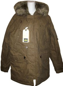 Alpha Industries Military Parka Coat