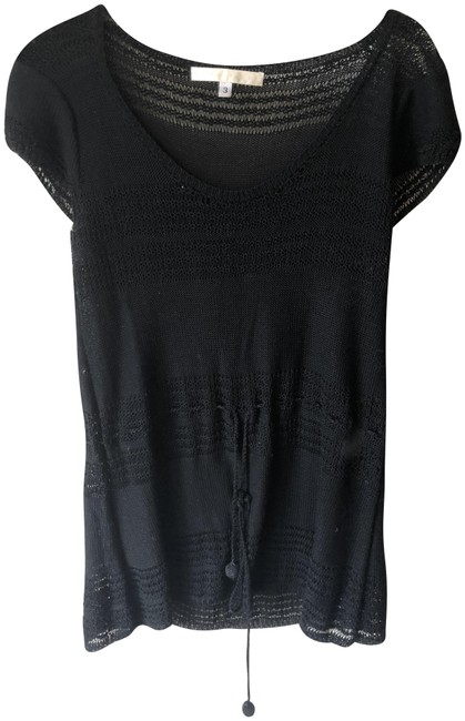 Item - Knitted Black Sweater
