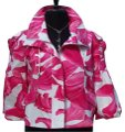 Cache Pink White Luxe Lined Event Top New O Drawstring 4/6 S Jacket Size 6 (S) Cache Pink White Luxe Lined Event Top New O Drawstring 4/6 S Jacket Size 6 (S) Image 1