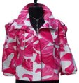Cache Pink White Luxe Lined Event Top New O Drawstring 8/10 M Jacket Size 10 (M) Cache Pink White Luxe Lined Event Top New O Drawstring 8/10 M Jacket Size 10 (M) Image 1