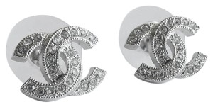 Chanel Chanel Small Classic CC Earring