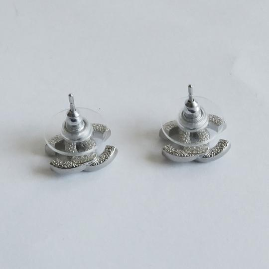 Chanel Chanel Small Classic CC Earring Image 1