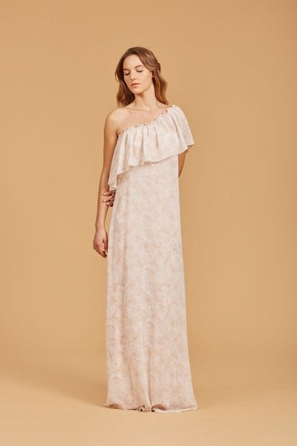 Item - Nude Na367 Casual Bridesmaid/Mob Dress Size 8 (M)