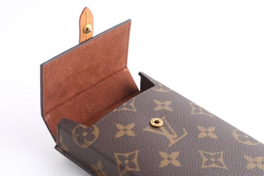 super popular 915b7 10f52 Louis Vuitton Brown Box Monogram Phone Case Tech Accessory
