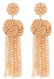 BaubleBar Baublebar Faceted Bead Drop Knot Charm Earrings