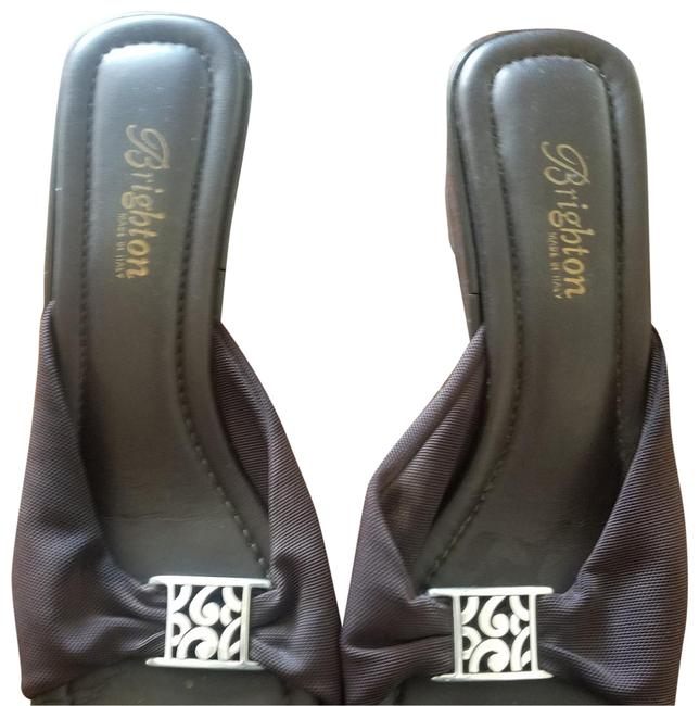 Item - Brown Isabel Sandals Size US 7 Narrow (Aa, N)