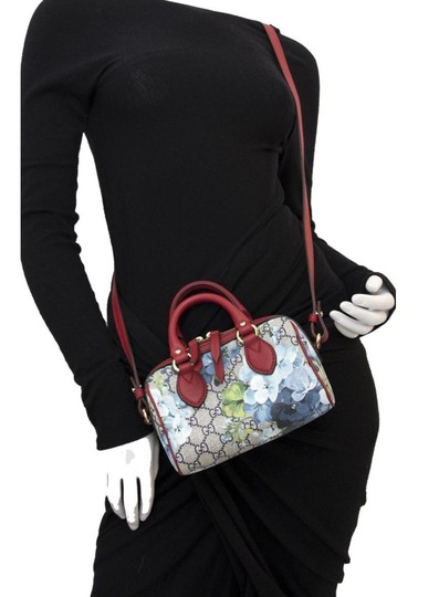 Gucci Satchel in multi Image 7
