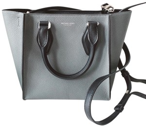 Michael Kors Collection Satchel in Slate