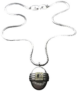 Givenchy Stone G Necklace