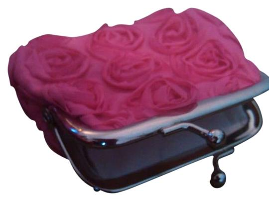Other Pink Roses Coin Purse NEW