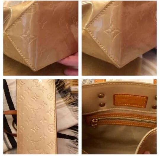 Louis Vuitton Tote in Beige Image 3
