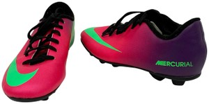 Nike Youth Fuchsia Lime Pink Green Black Athletic