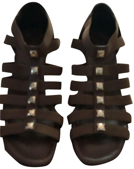Preload https://img-static.tradesy.com/item/25739347/amalfi-chocolate-roman-sandals-size-us-85-regular-m-b-0-1-540-540.jpg