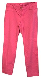 Lilly Pulitzer Straight Pants Pink