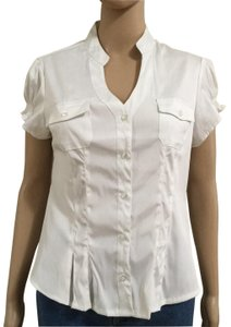Cotton Express Top ivory