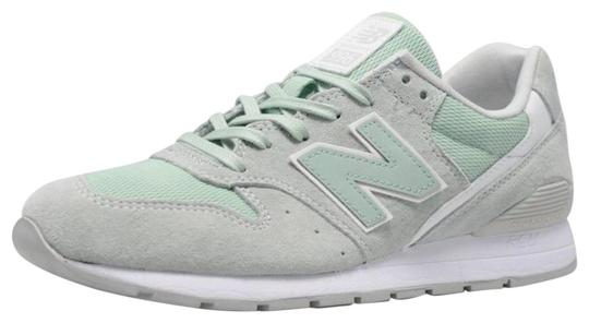 check out 20d88 c2450 Mint Green 996 Pale Sneakers