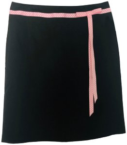 Briggs Mini Skirt Black