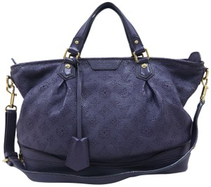 Louis Vuitton Lv Mahina Stellar Pm Calfskin Hobo Bag
