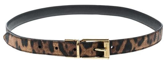 Preload https://img-static.tradesy.com/item/25743381/dolce-and-gabbana-brown-leopard-print-leather-85cm-belt-0-1-540-540.jpg