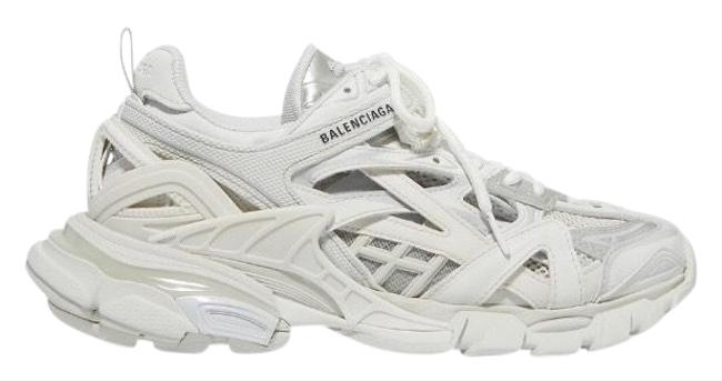 Item - Track 2 Trainers Sneakers Size EU 38 (Approx. US 8) Regular (M, B)