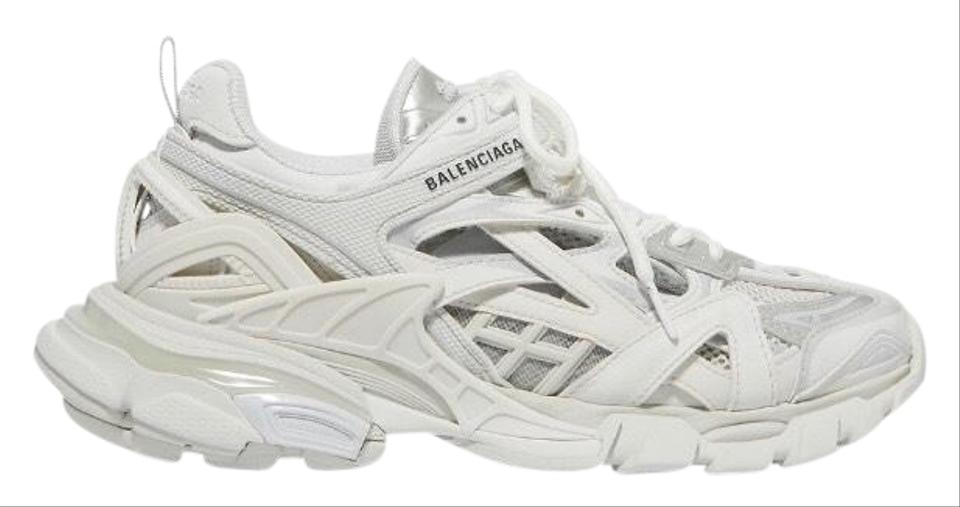 Balenciaga Track Trainers in White for Men Lyst