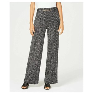 NY Collection Wide Leg Pants black