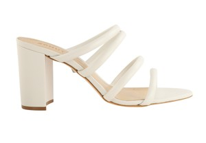 SCHUTZ white Sandals