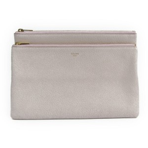 Céline Light rose pink Clutch