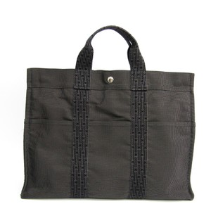 Hermes Herline Mm Tote in Gray