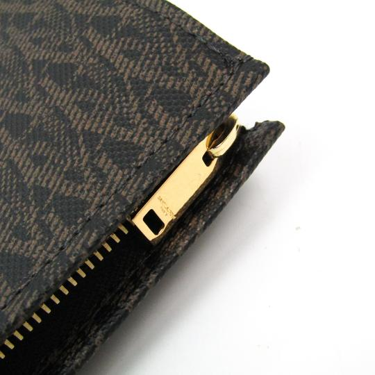 Saint Laurent Black / Dark brown Clutch Image 5