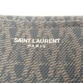 Saint Laurent Black / Dark brown Clutch Image 6