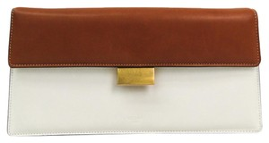 Céline Brown / Off-white Clutch