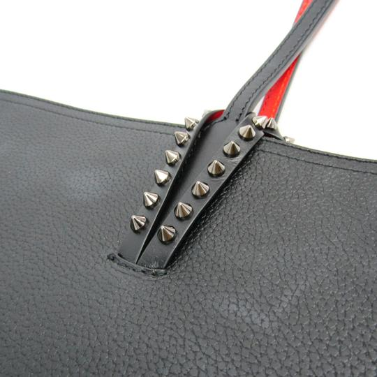 Christian Louboutin Tote in Black Image 4