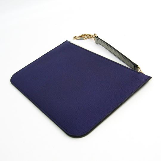Valextra Multi-color / Purple Clutch Image 1