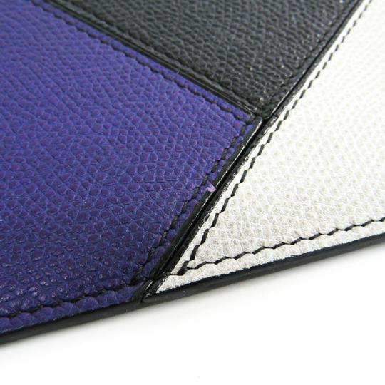 Valextra Multi-color / Purple Clutch Image 4