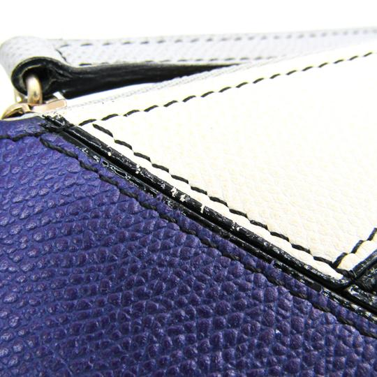 Valextra Multi-color / Purple Clutch Image 5